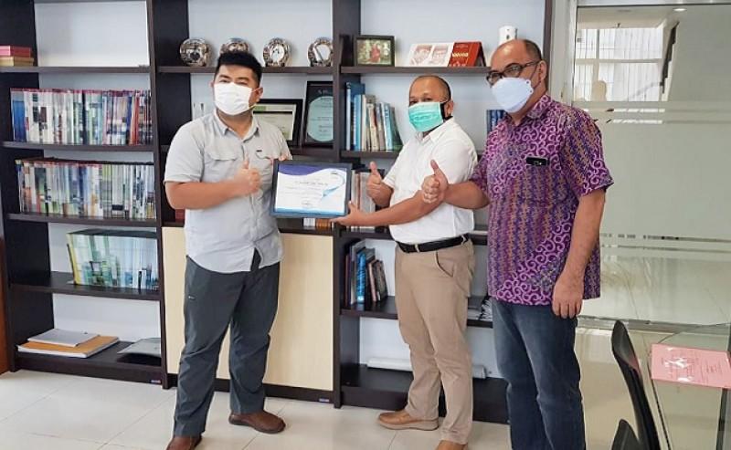Cisadane Sawit Raya Got ISPO Certificate