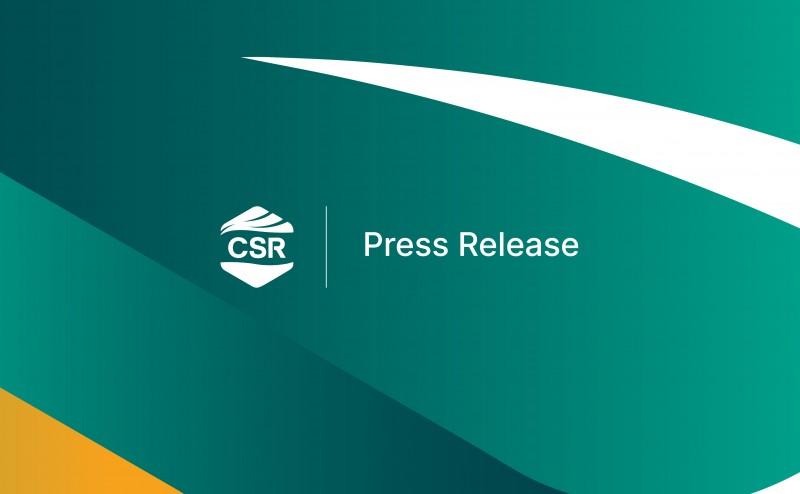 Press Release CSRA FY2020